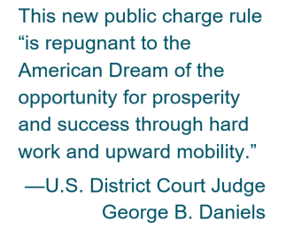 public charge district court quote